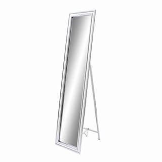 Silver Narrow Rectangular Mirror 14803348 Overstock