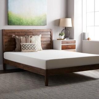 Select Luxury Home Rv 8 Inch Queen Short Size Memory Foam