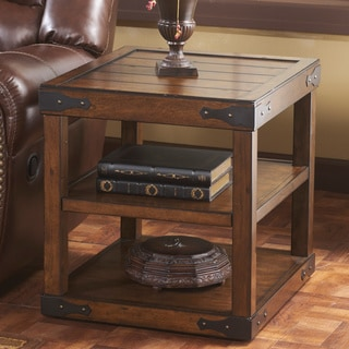 Signature Design By Ashley Coffee Sofa Amp End Tables