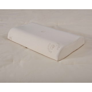 Premium Natural Latex Foam Pillow By National Sleep Products Reviews