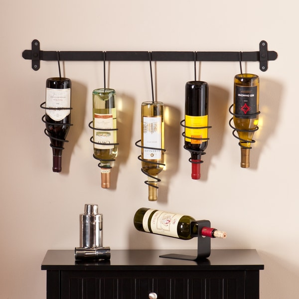 Harper Blvd Winston Wall Mount Wine Rack 16404245