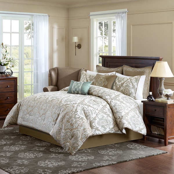 Madison Park Signature Sheffield 8 Piece Comforter Set