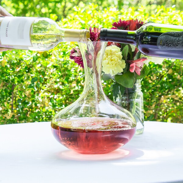 The Edgewater Reviews Ratings Wedding Ceremony: Personalized Wedding Wine Unity Ceremony Set