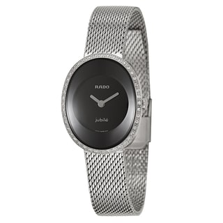 c114aa03e95 review detail Rado Women s R53763153  Esenza Jubile  Stainless Steel Swiss  Quartz Watch