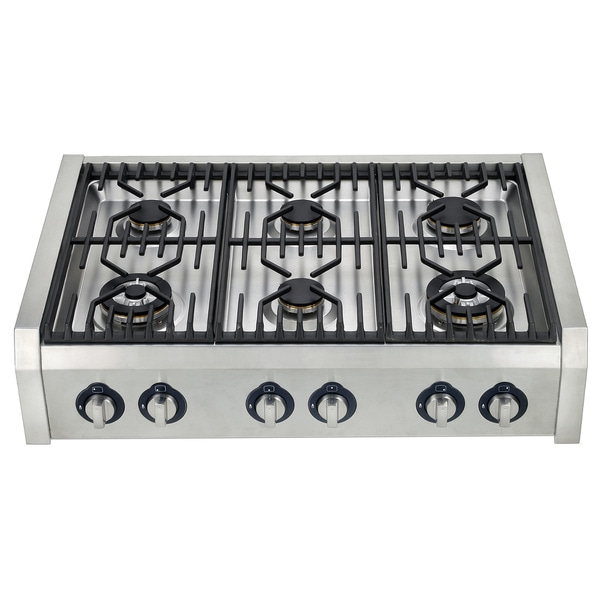Hypotheory Professional Style 36 Inch Range Top Cooktop