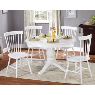 Simple Living 6pc Albury Dining Set With Bench 17813069