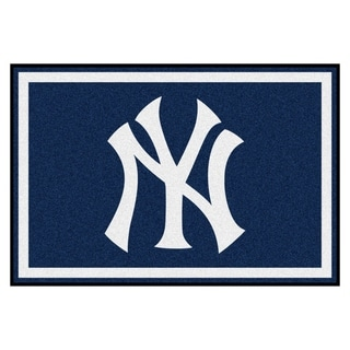 New York Yankees 68 Inch Economy Grill Cover 16352032 Overstock Com Shopping Great Deals On Rico Industries Baseball