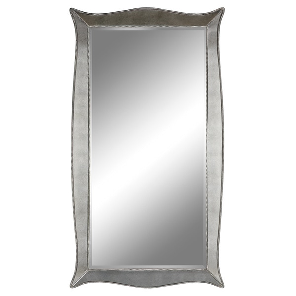 Marlena Floor Mirror 16434645 Overstock Com Shopping