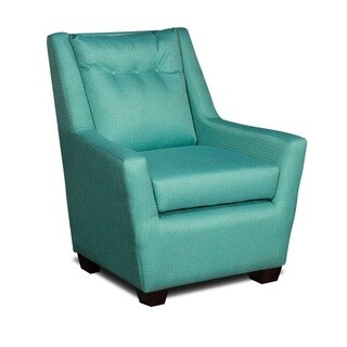 Script Bouquet Arm Chair 13272875 Overstock Com