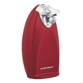 Sharper Image 7 In 1 Stainless Electric Can Opener And
