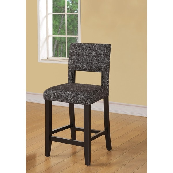 Btri Destructured Stool Color White Fabric Wool