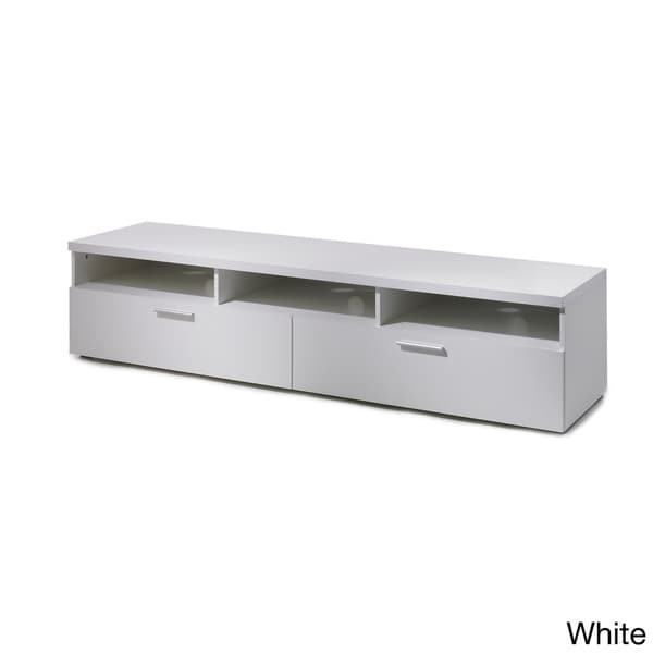 Hayward 77 Inch Wood Tv Stand 16440157 Overstock Com