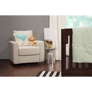 Baby Relax Swivel Glider And Ottoman Set 16612485