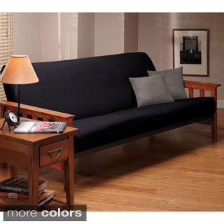 Foam Backed Microsuede 3 Piece Futon Cover Set 11201188