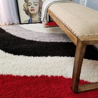 White 5x8 6x9 Rugs Overstock Shopping The Best