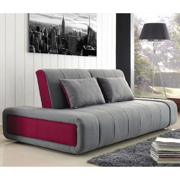 Sofa Bed With Memory Foam 16478797 Overstock Com