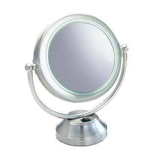 Simplehuman Stainless Steel Sensor Vanity Mirror