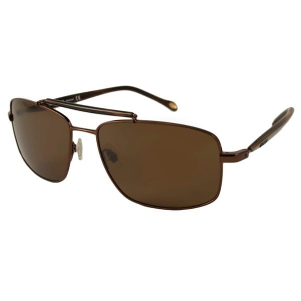 d86fa94332ff Fossil Mens Aviator Sunglasses