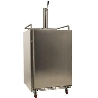 Edgestar Full Size Kegerator Keg Beer Dispenser