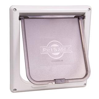 Petsafe Small Adjustable Sill Non Rusting Aluminum Wall