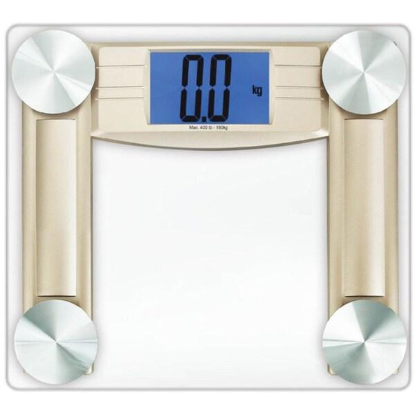 Digital Bathroom Scales For Sale: Cook N Home Digital Bathroom Scale With Smart Step-on