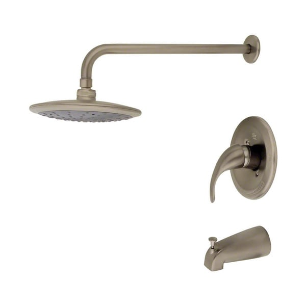 Sir Faucet 750 Rain Head 3-piece Shower Set - Overstock ...