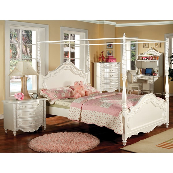Bedroom Furniture Beds Hillsdale Furniture Stanton Canopy