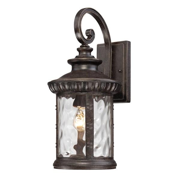 Chimera 1-light Outdoor Bronze Fixture