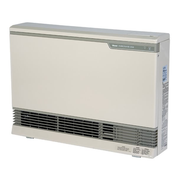 Small Vented Propane Heaters Rinnai ES38N Direct Vent Wall Furnace, Natural Gas ...