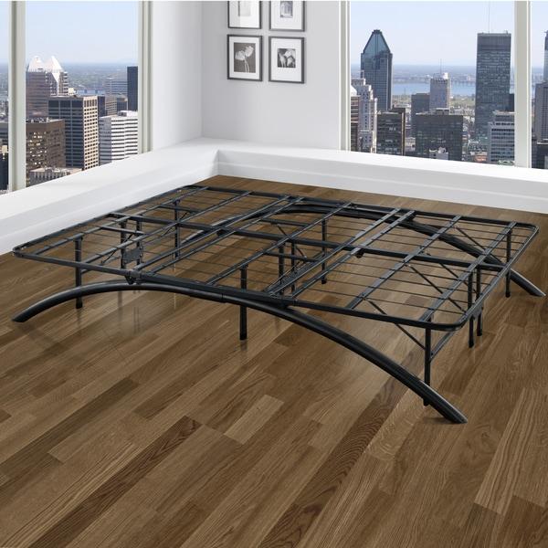 Sleep Sync Arch Flex Black Platform Bed Frame 16597455