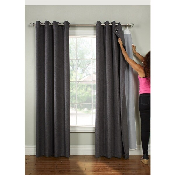 Universal Blackout Curtain Liner 16598193 Overstock