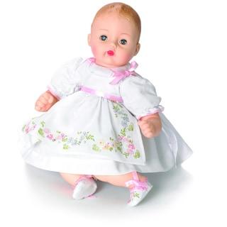 Madame Alexander Pretty Pinafore Huggable Huggums Baby