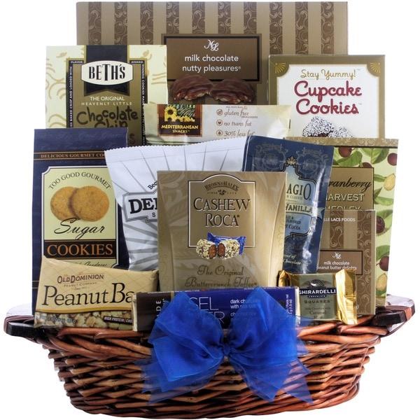 Newly Weds Foods Logo: Great Arrivals Shalom Gourmet Kosher Hanukkah Gift Basket