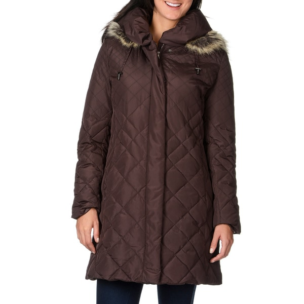 Nuage Women S Melboirne Puffy Collar Down Coat