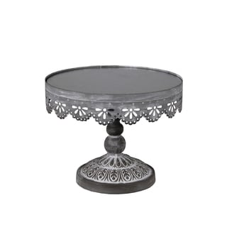 Large Antique Galvanized Cupcake Stand 15899752