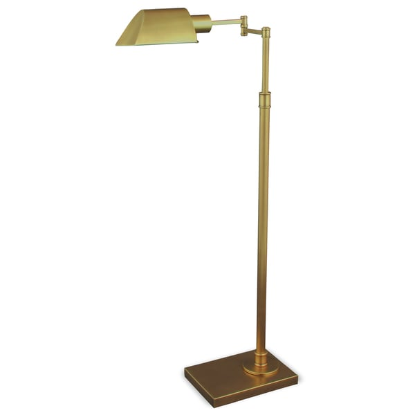 Mr Lamp And Shade Qf 6947 36 To 46 Inch Antique Brass