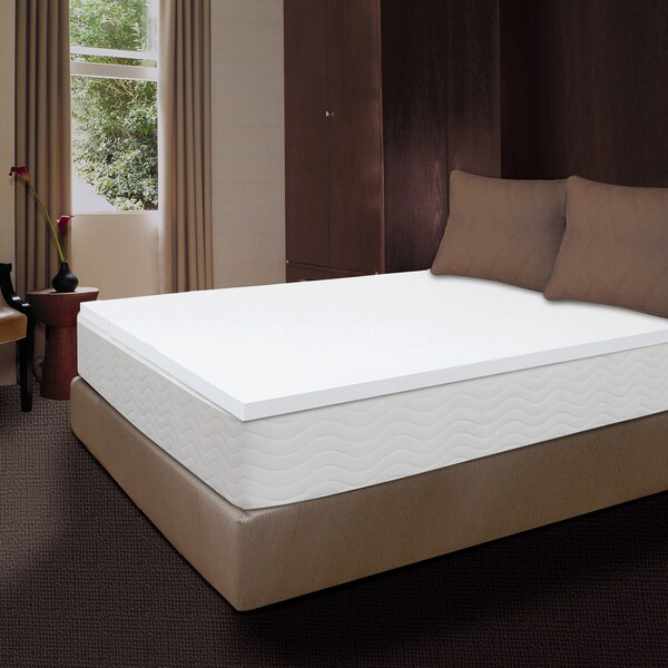 Sealy Premium 1 5 Inch Memory Foam Mattress Topper