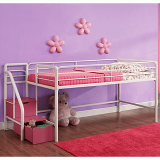 Twin Kids Beds Overstock Shopping Trundle Bunk Beds