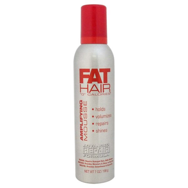 Fat Hair Review 105