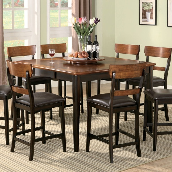 Counter Height Dining Table With Bench: Franklin Counter Height Dining Table