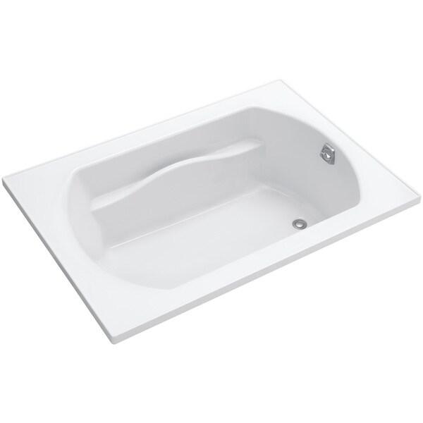 Lawson White 5 Foot Soaking Tub 16647071 Overstock Com