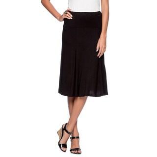 Womens Black Skirt 16