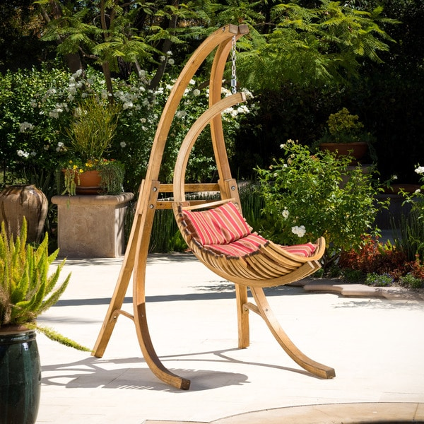Loveseat Swinging Egg Chair