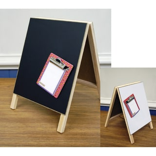 Best Rite Magnetic Flannel Wipe Off Presentation Easel On