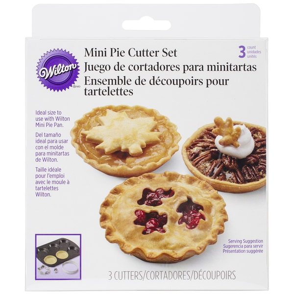 Mini Pie Cutter Set Autumn 16658295 Overstock Com