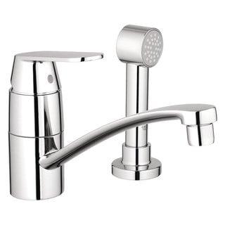 Ladylux Single Handle Kitchen Faucet Specs
