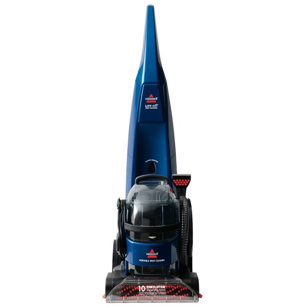 Rug Doctor Deep Carpet Cleaner Vs Bissell Proheat 2x Revolution: Bissell 80X9R DeepClean Lift-Off Deep Cleaning System