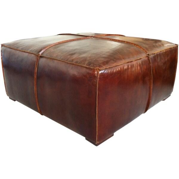 Leather Ottoman Deals On 1001 Blocks