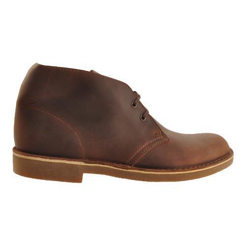 Men S Clarks Bushacre 2 Boot Dark Brown Leather 17834047
