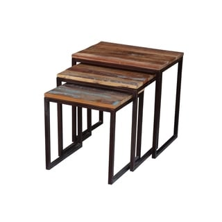 Reclaimed Wood Coffee Sofa Amp End Tables Affordable